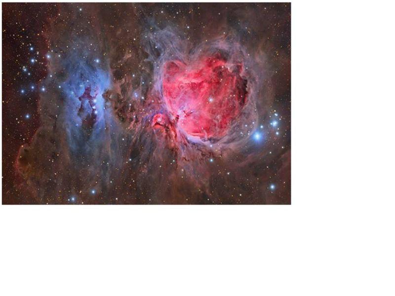Orion nubula