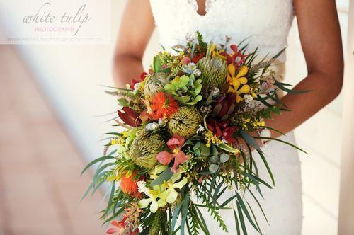 Photograhy By White Tulip Flowers Willitton Wedding