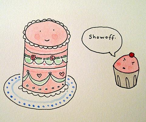 Weheart it cake