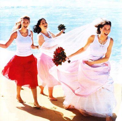 Bonds singlet bride