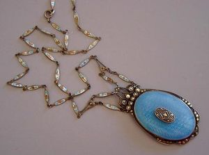 German_blueenamel and marcasite locket23227b_morningGlory