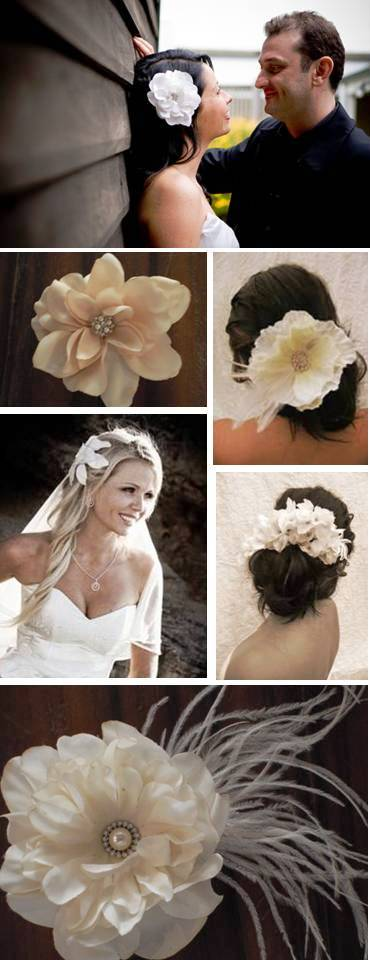 Sally philip hair flowers
