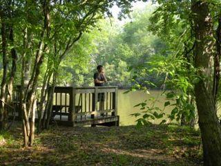 Camping in Louisinna