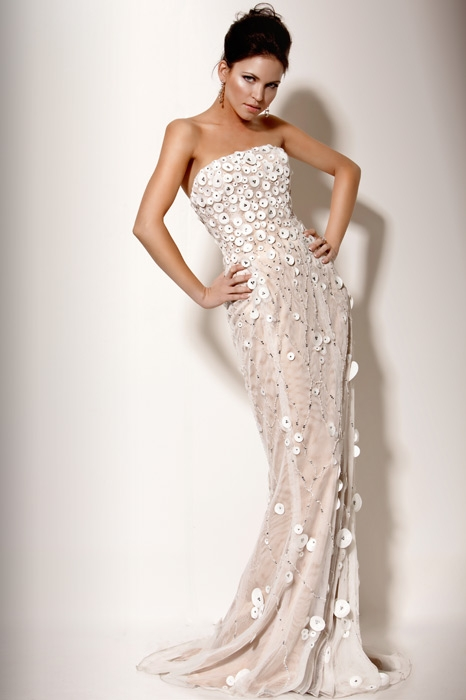 Jovani mermaid