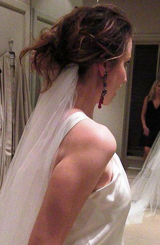 With veil